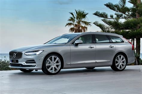 Volvo V90 Is This The Best Looking Estate Motoring