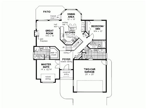 one level house plans simple one story 2 bedroom house plans www pixshark com images galleries with a bite