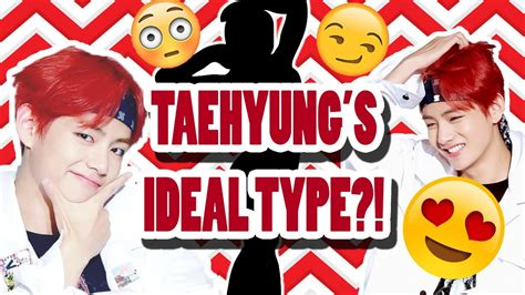 Bts Taehyung Ideal Type Of Girl (skinship,sexy Info,ideal