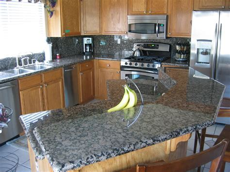 Granite Kitchen Countertops, Beauty and Value Combined