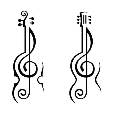 violin  guitar treble clef coloring page color luna