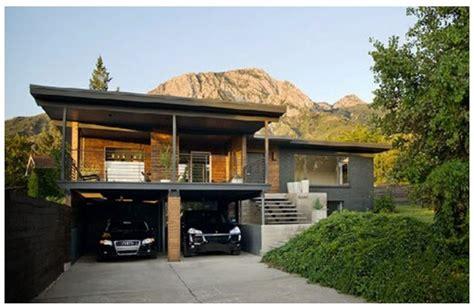 model favorit garasi modern   rumahku unik