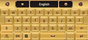 Pretty, Gold, Keyboard