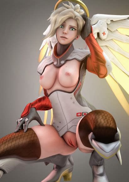 Mercy Overwatch Assembly Sxs Hentai