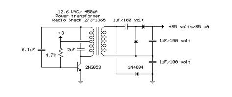 Converter Circuit Diagram Instructions