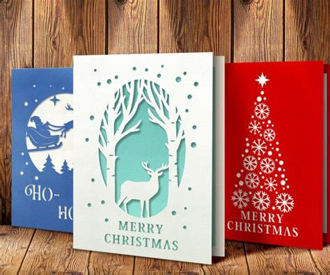 Etsy Christmas Card Svg  – 442+ File Include SVG PNG EPS DXF