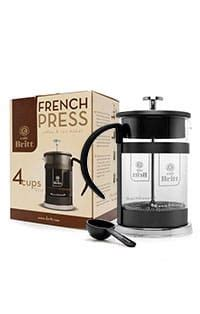 Buying a commercial coffee machine can be a daunting process as it can be a large outlay, unless you have opted for a leasing. Britt 4-Cup French Press Coffee Maker | 24oz | French press coffee, French press coffee maker ...