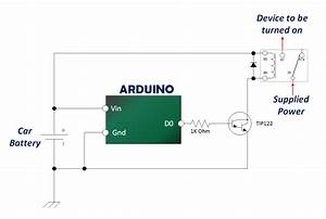 Arduino 12v Automotive Relay Tutorial