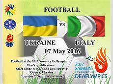 European Deaf Sports Organisation 23 DEAFLYMPICS