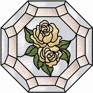 Simple stained glass window | Glass Art | Pinterest