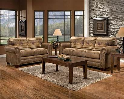Sofa Furniture American Horses Wild Living Classics