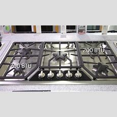 Thermador 36 Inch Gas Range Top  Sgsx365fss Features Youtube