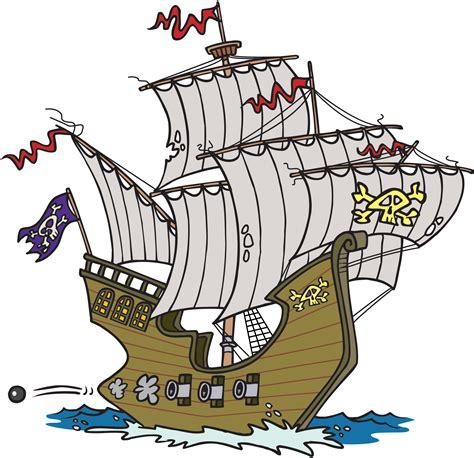 Ship Cartoon by Pirate Ship Cartoon Cliparts Co