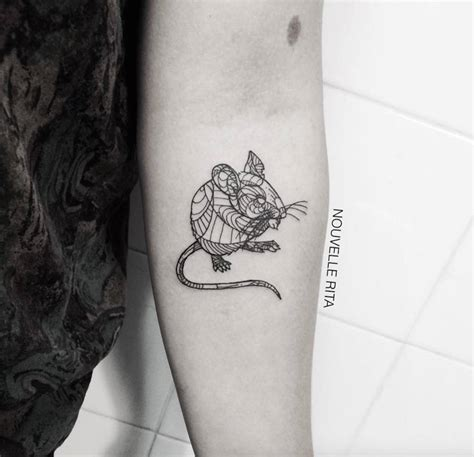 artistic animal tattoos fubiz media