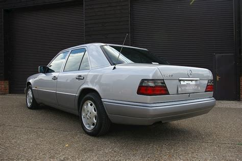 used mercedes w124 e280 limited edition automatic saloon seymour pope