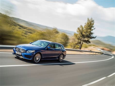 Mercedes C Class Estate Hd Picture by Mercedes C Class Estate 2015 Picture 28 Of 190