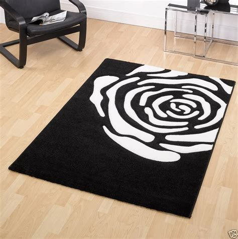 black and white rug stylish black rug idea plus impressive white ross theme