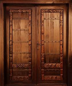 Carved Wooden Door Free Stock Photo - Public Domain Pictures