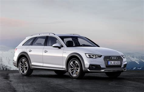 2019 Audi A4 Allroad Quattro Redesign And Specs  2019 Car