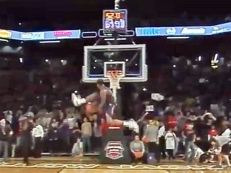 doug anderson  dunk wins college dunk contest video