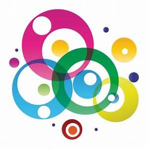 Vase Rond Transparent : stickers couleur my blog ~ Teatrodelosmanantiales.com Idées de Décoration