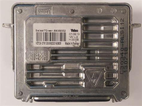 buick enclave gmc acadia xenon oem hid headlight