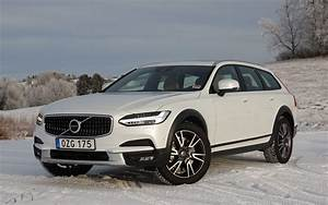 Volvo V90 Cross Country : 2017 volvo v90 cross country king of the ice the car guide ~ Medecine-chirurgie-esthetiques.com Avis de Voitures