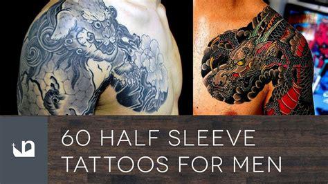 sleeve tattoos  men youtube