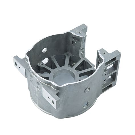customized powder coated zinc alloy die casting parts