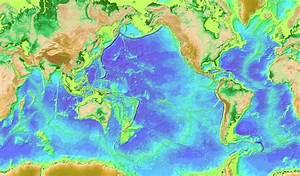 Ocean floor bathymetry map carpet review for Atlantic ocean floor topography lab
