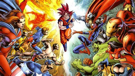 Goku Vs Marvel Zombie