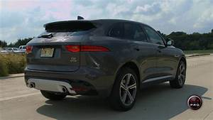 Motorradjeans Test 2017 : 2017 jaguar f pace suv review test drive youtube ~ Kayakingforconservation.com Haus und Dekorationen
