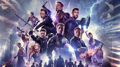 avengers endgame characters   wallpaper