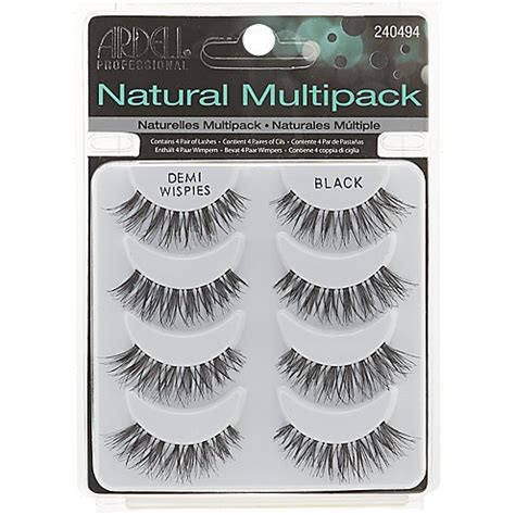 demi wispies ardell multipack natural
