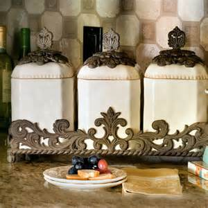 ceramic kitchen canisters sets ceramic canister set traditional bathroom canisters atlanta by iron accents