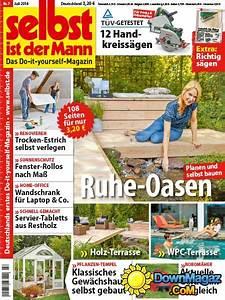 Selbst Ist Der Mann Baupläne Download : selbst ist der mann juli 07 2014 download pdf magazines deutsch magazines commumity ~ Watch28wear.com Haus und Dekorationen