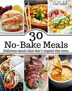 1000+ ideas about No Oven Meals on Pinterest No Oven