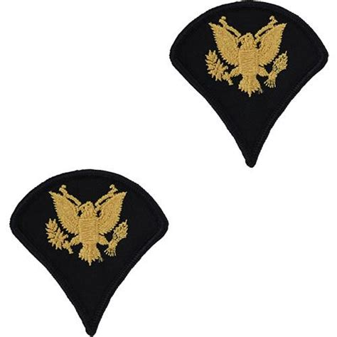 army dress blue gold  blue enlisted rank male size