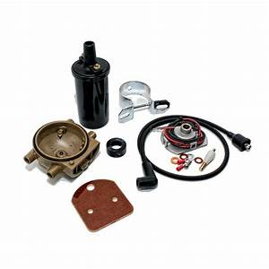 Ignitor Ignition  U0026 Coil Relocation Kit Ford 8n 2n 9n