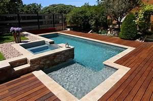 Beton Ciré Piscine : piscines en b ton traditionnelle ~ Melissatoandfro.com Idées de Décoration