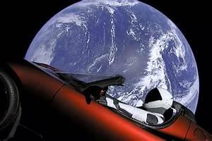 Tesla Dans Lespace : la tesla rouge dans l 39 espace la publicit la plus co teuse de l 39 histoire tesla ~ Nature-et-papiers.com Idées de Décoration