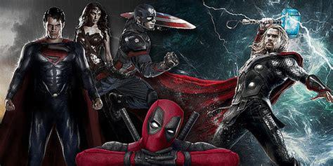 7 superhero ini ternyata mu mengangkat palu thor
