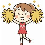 Cheerleader Clipart Clip Leg Child Remixed Transparent