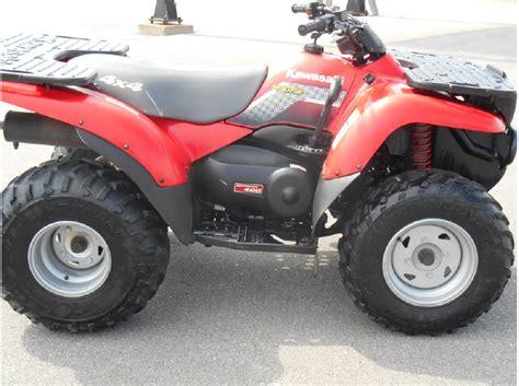 2002 Kawasaki Prairie 400 by Kawasaki Prairie 400 4x4 Motorcycles For Sale