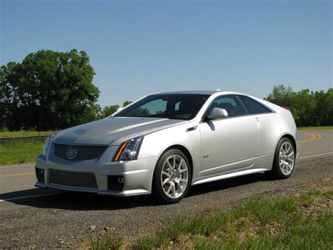 first ride 2011 cadillac cts v coupe