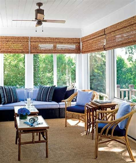 Sunroom Shades by The 25 Best Sunroom Blinds Ideas On Bamboo