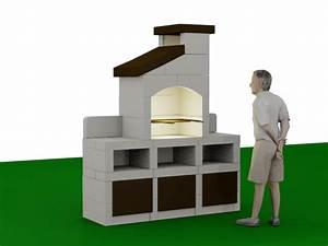 Construire Barbecue Beton Cellulaire : barbecue fait maison 39 messages page 2 ~ Dailycaller-alerts.com Idées de Décoration