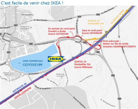 magasin cuisine montpellier informations ikea