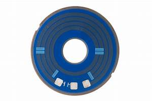 Thick Film Heating Element