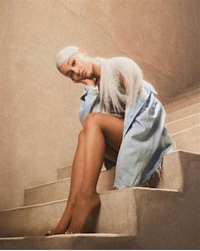 Ariana Grande Sweetener Album Poses Issue Hawtcelebs